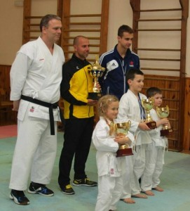 Boršovská liga karate – 1. kolo 29. 3. 2015 Boršov